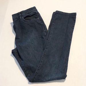 CP 14 super skinny very dark wash jeans